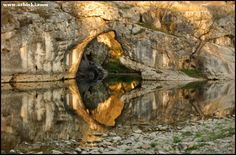Тетевенската еко пътека, Скална арка - с. Ъглен