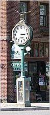 Historic Proctor District Clock