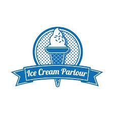 retro ice cream logo - Google Search