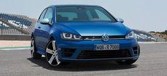 Der neue VW Golf R hat 300PS.