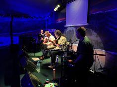 Projeto leva música para caminhoneiros em São Paulo