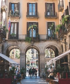 barcelona, spain travel guide, via @LaurenConrad1