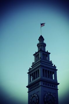 San Francisco Ferry Building, San Francisco #ridecolorfully