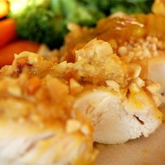 Find recipes for roasted and baked chicken, including baked chicken parmesan, stuffed chicken and more! Allrecipes has more than oven baked chicken recipes. Baked Chicken, Chicken Recipes, Keto Chicken, Chicken Ideas, Turkey Recipes, Meat Recipes, Cashew Chicken, Recipe Chicken, Cooking