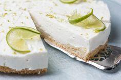 Limetten-Joghurt-Kuchen