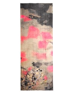 Spring time in Tokyo scarf