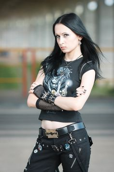 Heavy Metal Girl