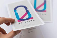 FÖRDERVEREIN VILLA STUCK E.V. / Erscheinungsbild und Kommunikation / #Corporate #Design #Logo #Typografie #Jubiläum / by Zeichen & Wunder, München