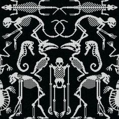 Studio Job launches Perished tiles patterned with skeletons