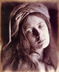 Julia Margaret Cameron, Photo series inspired by 'The Cenci, A Tragedy,' Percy Bysshe Shelley #art #photography #MISSIonLINES #IRequireArt