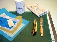 Tuto DIY Fiche pour fabriquer boite en carton - matériel décoration Diy Box, Diy Paper, How To Make, Design, Home Decor, Support, Miraculous, Images, Carton Box