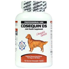 Nutramax Cosequin DS Chewable Tablets for Dogs * Check out this great product. (This is an affiliate link and I receive a commission for the sales)