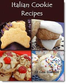 Italian cookie recipes can be easy to make cookies and some more complex.See over 235 authentic Italian dessert recipes with photos that we have been making in my family for years. Italian Cookie Recipes, Sicilian Recipes, Italian Cookies, Italian Bakery, Italian Pastries, French Pastries, Italian Cookbook, Easy To Make Cookies, Yummy Cookies