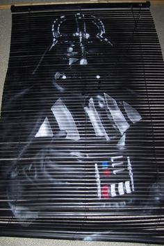 """The Dark Lord brings, well, darkness with these appropriate blinds. 
