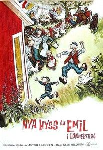 Emil – Astrid Lindgren – Zazie Schafer – Join the world of pin Books To Read, My Books, My Memory, Childhood Memories, Illustrations, Childrens Books, Storytelling, Movie Tv, Things To Come