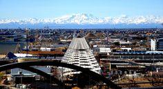 Expo 2015 Milano Blog: WIP Expo 2015 Milano Pavilions - 2 April 2015