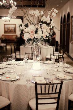 Featured Photographer: K&K Photography; Wedding reception idea.