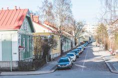 ©lempipaikalla_puutaloalueet-23 Finland, Cabin, House Styles, Places, Outdoor, Home, Decor, Historia, Outdoors