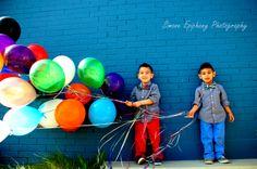 Birthday Portraits by Simone Epiphany Photography in Austin Texas