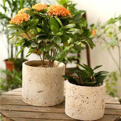 sweet house plant holders. NCYP Fairy Garden Miniature Broken Bucket Flower Pot Cottage Vertical  Sculpture Planter Black Gardening Pinterest planters Planters and