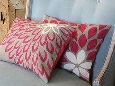 Easy-to-Sew Pillows