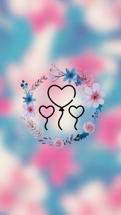 My Universe Otaku: Capas Smile Wallpaper, Phone Screen Wallpaper, Emoji Wallpaper, Pastel Wallpaper, Kawaii Wallpaper, Cute Wallpaper For Phone, Flower Wallpaper, Story Instagram, Instagram Logo