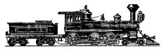 old trains clipart | Clip Art, Old Steam