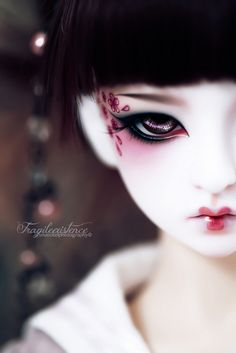 minivega: My Geisha Girl - ❤ by •fragile✥existence• on Flickr.