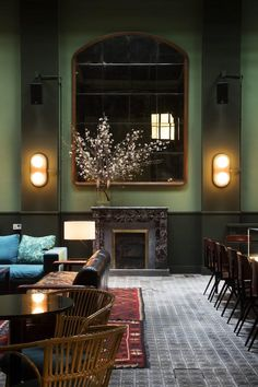 After workingseveral years with the creative group behindthe Ace Hotel in New York City, Inés Miró-Sans returned to Barcelona to opena lifestyle hotel