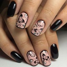 Looking for easy nail art ideas for short nails? Look no further here are are quick and easy nail art ideas for short nails. nails near me salon nails nails salon nails Continue Reading → Cute Simple Nails, Cute Nails, Pretty Nails, Cute Easy Nail Designs, Nail Art Designs, Nails Design, Awesome Designs, Fabulous Nails, Gorgeous Nails