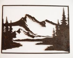 Unique forest stencils related items | Etsy