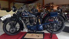 Motocykl JKB 450 je jediný na světě, mají ho v kopřivnickém muzeu– Novinky.cz
