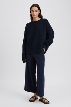 Raw Jeans, Mohair Sweater, Sweater Making, Clothes Horse, Beachwear, What To Wear, Knitwear, Cashmere, Normcore