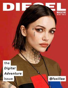 Digital Story – Diesel Magazine