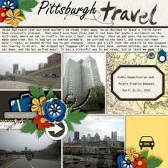 Layout: Pittsburgh Travel