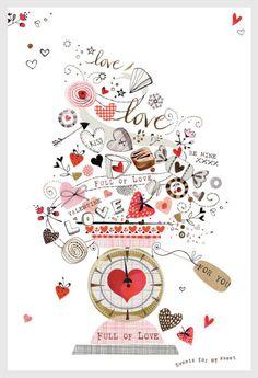 Lynn Horrabin - Val Scales Full Of Love
