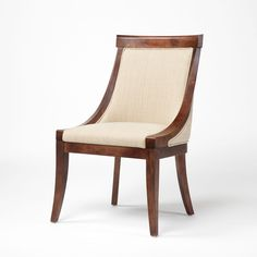 Metro Florence Dining Chair-Madison/Hyde Clay