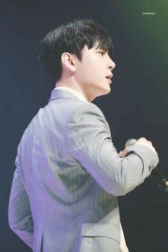 Junhyung - Beast 161103 | Kyunghee University's Music Festival Lee Gikwang, Yong Jun Hyung, Yoseob, Take My Breath, One Moment, Kpop Boy, A Good Man, Rapper, Beast