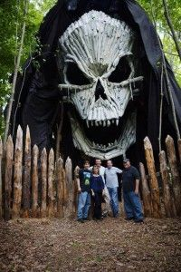 Podcast episode of HaunTopic Radio with Haunted Attraction Haunted Overload from Lee,New Hampshire!