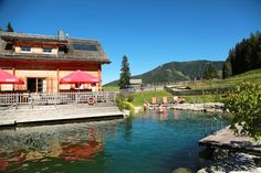 PRUGGERN: Schladming/Dachstein, Dez. 2016 Mansions, House Styles, People, Home Decor, Cottage House, Vacation, Mansion Houses, Room Decor, Villas