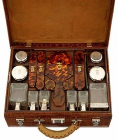Hermès luggage made especially for Karen Blixen, author of Out of Africa, in the 1930's