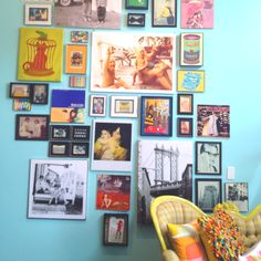 "Great display of photos & wall art. ""click"" the boutique in Hattiesburg, MS."