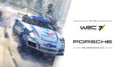 WRC 7: Vorbesteller erhalten exklusiven Bonuswagen  Bigben und Kylotonn geben bekannt das sich alle Vorbesteller von WRC 7auf einen Bonuswagen freuen können. Es soll der Porsche 911 GT3 RS RGT des französischen Fahrers Romain Dumas sein.  Zum ersten Mal in einem WRC-Spiel habt Ihr Gelegenheit eines der legendären Fahrzeuge des deutschen Herstellers Porsche in WRC 7 zu fahren.Am Steuer seines Porsche 911 GT3 RS RGT konnte Dumas während der FIA R-GT-Meisterschaft bereits die ersten beiden…