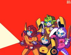 Carbon Sink, Princess Fiona, Transformers Funny, Kid N Teenagers, Davekat, Kageyama, Bowser, Robot, Nerd