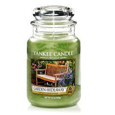 yankee+candle.com   Home › Yankee Candle › Yankee Candle Garden Hideaway - 22oz Large ...