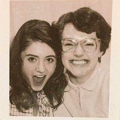 Nancy and Barb