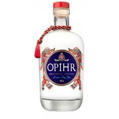 Opihr Oriental Spiced London Dry Gin - Für alle Freunde des Opulenten.