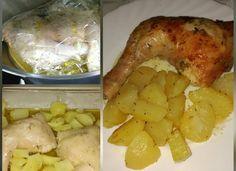Pollo a doble cocción para #Mycook http://www.mycook.es/cocina/receta/pollo-a-doble-coccion