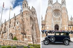 magnificent church #architecture | #wedding photography | #Rosary Cathedral in Toledo, OH