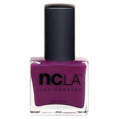 NCLA Laurel Canyon Lolita Fuchsia Nail Polish